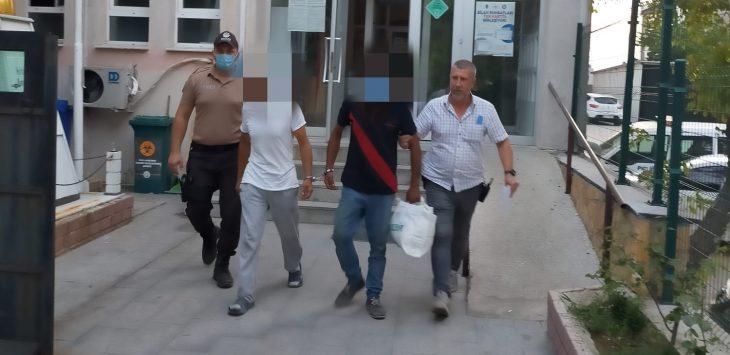 Çocuğa Cinsel İstismar ve Yaralamadan aranan kişiler Keşan'da yakalandı
