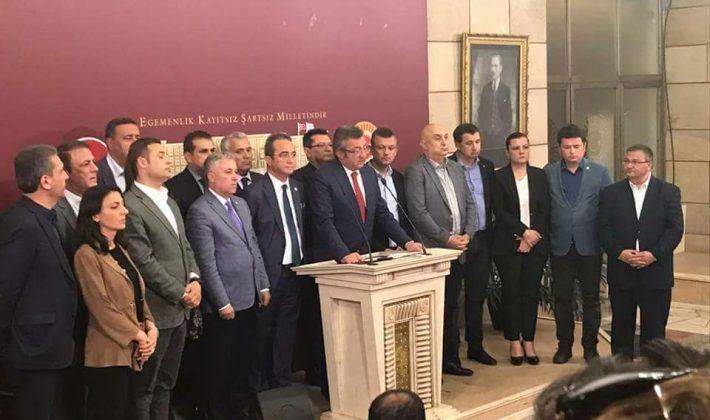 Gaytancıoğlu'dan istifadan sonra ilk açıklama