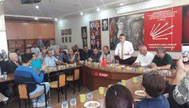 Orhan Çakır aday adaylığını açıkladı