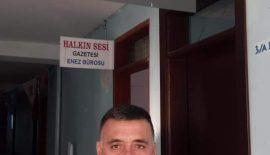 Mustafa Sünnetçi Enez'de İyi Parti'den Belediye Başkan Adayı