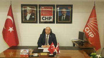 CHP Edirne İl Başkanı Fevzi Pekcanlı, 8 Mart Dünya Kadınlar Günü'nü kutladı