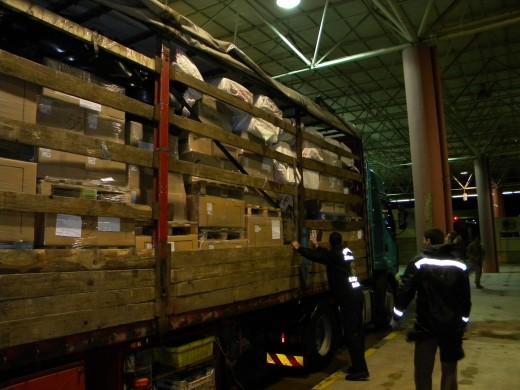 37 Bin Paket Kaçak Sigara ele geçirildi…
