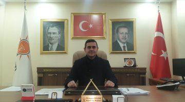 Gürcan Kılınç'tan Ramazan Bayramı kutlama mesajı