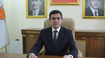 AK Parti Keşan İlçe Başkanı Gürcan Kılınç'tan yeni yıl mesajı