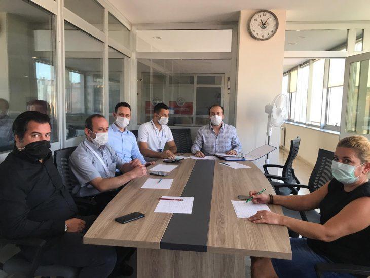 Keşan Belediyesi Atatürk Stadı Kompleksi'nin  yenileme ihalesi gerçekleştirildi