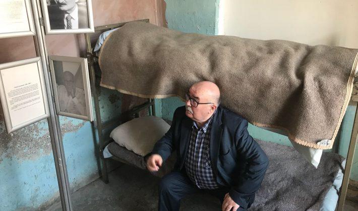 Cavit Deniz'den, Ulucanlar Cezaevi Müzesi'ne Duygusal Ziyaret