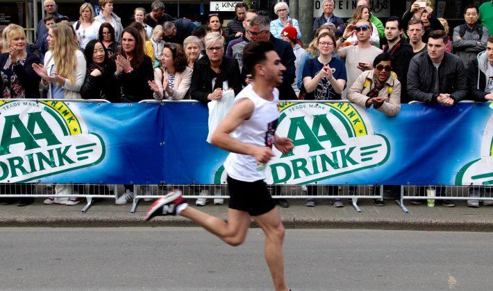 Hasan Tek Rotterdam Maratonu'nda 7.Oldu