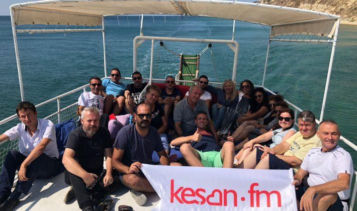 Keşan FM'den Saros Turu