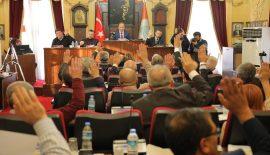 Edirne Belediyesi 2018'in Son Meclis Toplantısını Gerçekleştirdi.