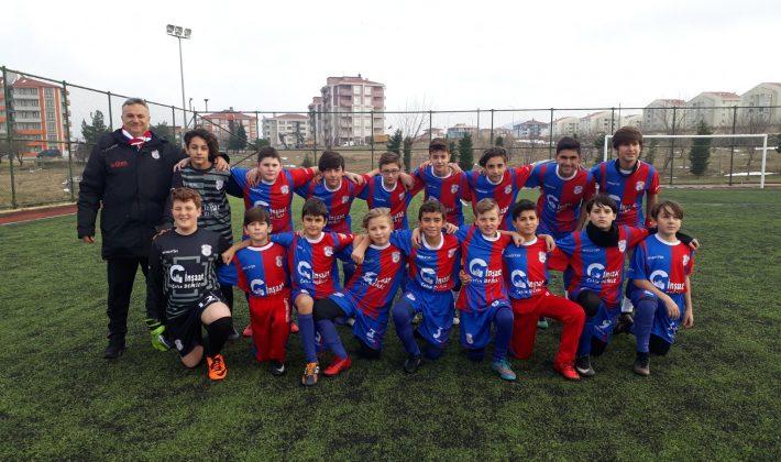 U- 13 Ligi 12 Ocak'ta başlıyor