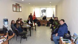 AK Parti'den Kent Konseyi'ne Ziyaret…