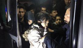 Keşan Emniyeti 30 Kaçak Göçmen Yakaladı