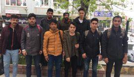 Keşan'da Kaçak Göçmenler Yakala Yakala Bitmiyor…
