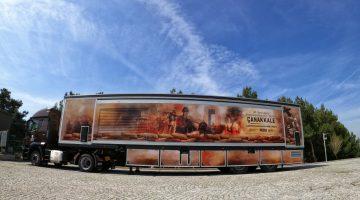Çanakkale Savaşları Mobil Müzesi Yola Çıkıyor,  81 İlimize Çanakkale Ruhu Taşınıyor…