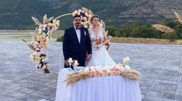 Gazeteci Murat Turgu evlendi