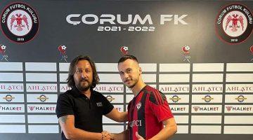 Batuhan Er Çorumspor F.K. ile anlaştı