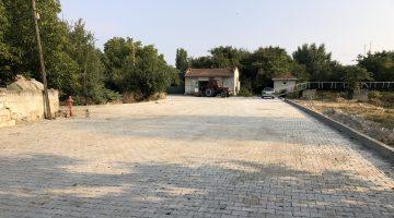 Süloğlu'nda Hedef 40 bin metrekare parke taşı