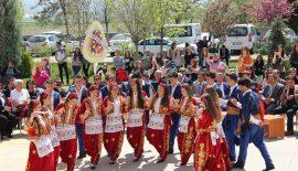 Mehmet Akif Ersoy Anadolu Lisesi'nin 8. Bahar Şenliği yapıldı