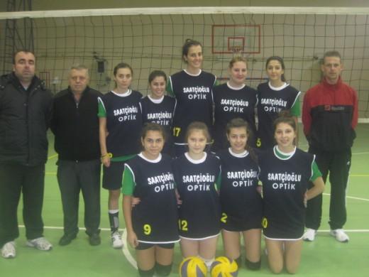 Keşan Gençlik Kızlarda 3.ligi hedefliyor…