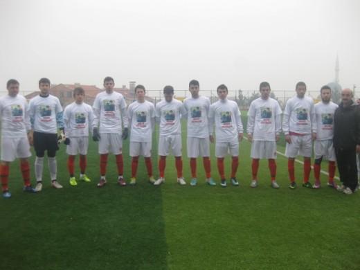 Anafartalarspor Doyranspor'a da mağlup: 2-6