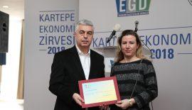 Nevser Erarslan, EGD Edirne Temsilcisi Oldu.