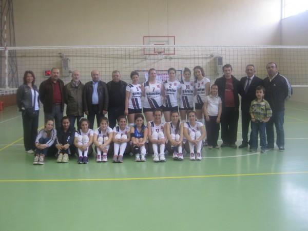 Keşan Gençlik son maçını 3-0'la rahat kazandı.