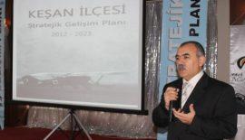 Ahmet Narinoğlu Tekirdağ Vali Yardımcılığı'na Atandı