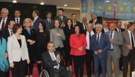 CHP'nin Aday, Proje Tanıtım Toplantısı  ve Seçim Bürosu Açılışı Gerçekleşti