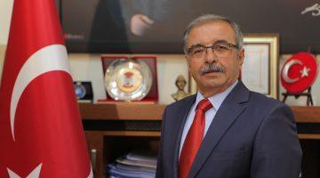 """ÖZACAR'IN """"15 TEMMUZ DEMOKRASİ VE MİLLİ BİRLİK GÜNÜ"""" MESAJI"""