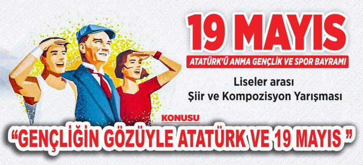 GELENEKSEL 19 MAYIS YARIŞMASI SONUÇLANDI