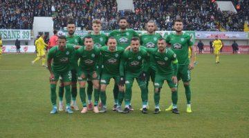 Kırklarelispor Play Of'un ilk maçında sahasında Kırşehir Belediyespor'a 2-1 mağlup oldu