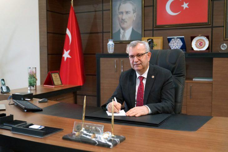 Keşan Belediye Başkanı Mustafa Helvacıoğlu'nun koronavirüs testi pozitif çıktı