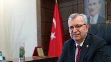 """Helvacıoğlu, """"Sağlık çalışanlarına borcumuz artmaktadır"""""""
