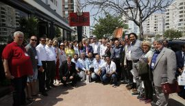 1.Yerel Basın Çalıştayı Antalya'da Gerçekleşti…