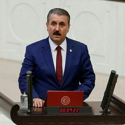 BBP Genel Başkanı Mustafa Destici 9 Ekim'de Keşan'a geliyor