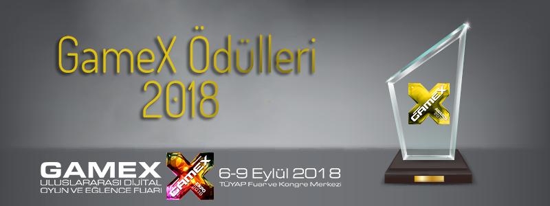 GameX Ödülleri 2018 Oylaması Başladı!