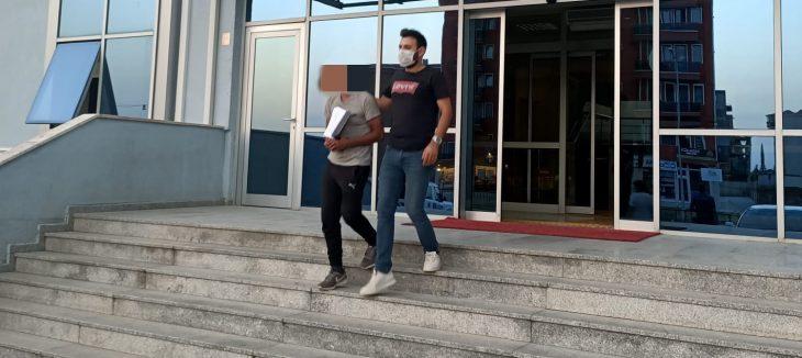 19 yıl 3 ay hapis cezası olan firari sanık Keşan'da yakalandı