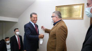 Mustafa Sarıgül'den, Kesimoğlu'na Ziyaret