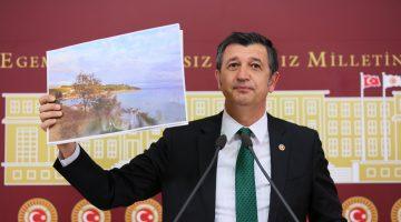 """Gaytancıoğlu """"Saros Körfezi'ndeki FSRU Limanı inşaatını durduracağız"""""""