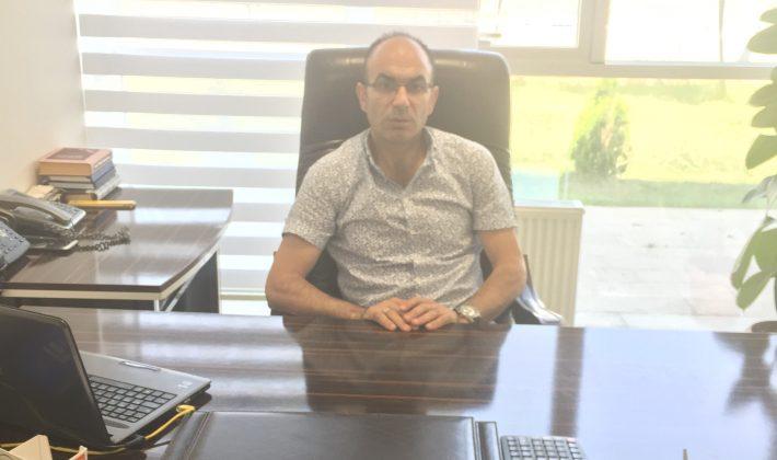 Vedat Çimen, Okul Sporlarını Değerlendirdi.