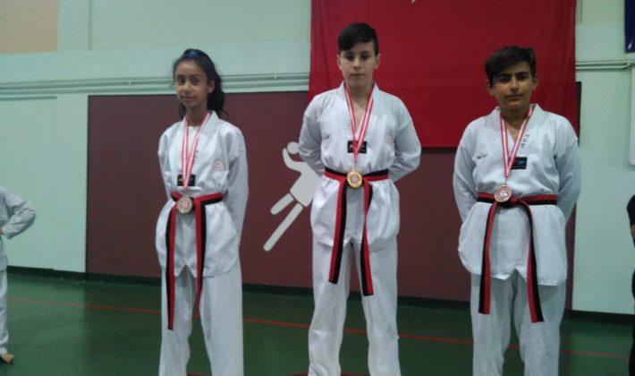 3 Sporcu Türkiye Şampiyonası'na Katılacak.