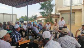 Edirne Milletvekili Okan Gaytancıoğlu Köy Gezileri Yapıyor…
