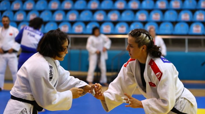 Olimpik Kadın Judo Milli Takımı, Grand Slam müsabakalarının hazırlıklarını sürdürüyor