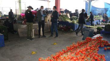 Edirne'de silahlı saldırıya uğrayan pazarcı yaralandı