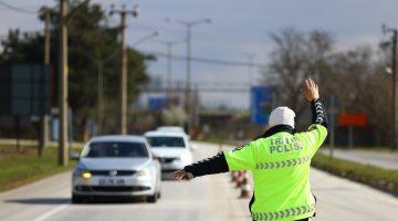 Edirne'de artan Kovid-19 vakaları nedeniyle denetimler yoğunlaştırıldı