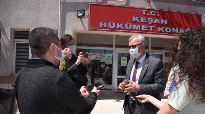 """Mustafa Helvacıoğlu: """"15 Mayıs'ta kurulacak tüm pazarlarımızı hareketlendireceğiz"""""""