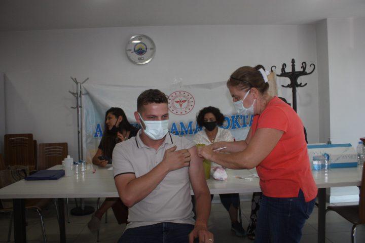 Keşan TSO Aşı Kampanyası Düzenledi