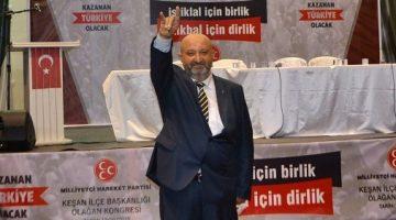 MHP Keşan İlçe Başkanı Adnan İnan'dan 18 Mart açıklaması