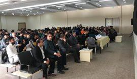 """""""12-18 Mart 2019 Pulmoner Rehabilitasyon Haftası"""" Etkinlikleri Kapsamında Eğitim Ve Bilgilendirme Toplantısı Düzenlendi."""