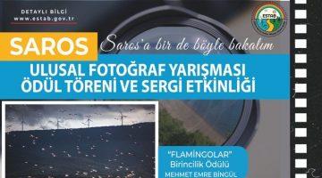ESTAB'ın Fotoğraf Yarışması'nda dereceye girenlere ödülleri Enez'de verildi